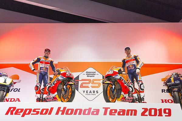 Team Honda Repsol