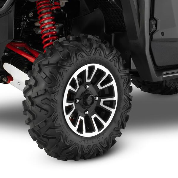 Honda Pioneer 1000 WHEEL ZOOM