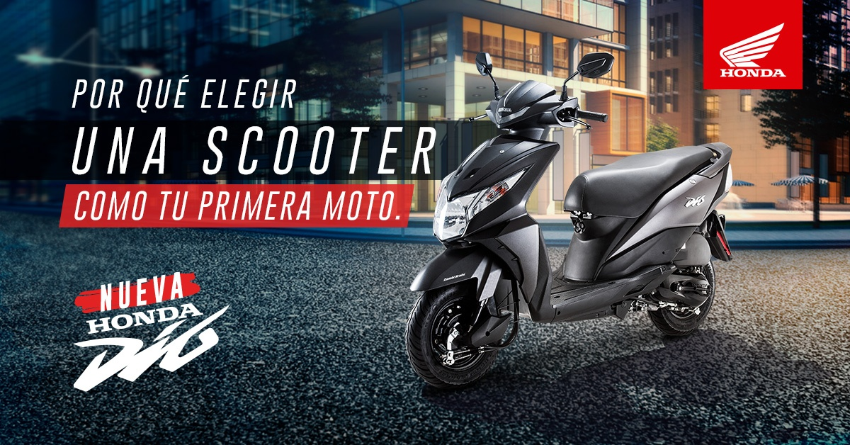 moto Scooter